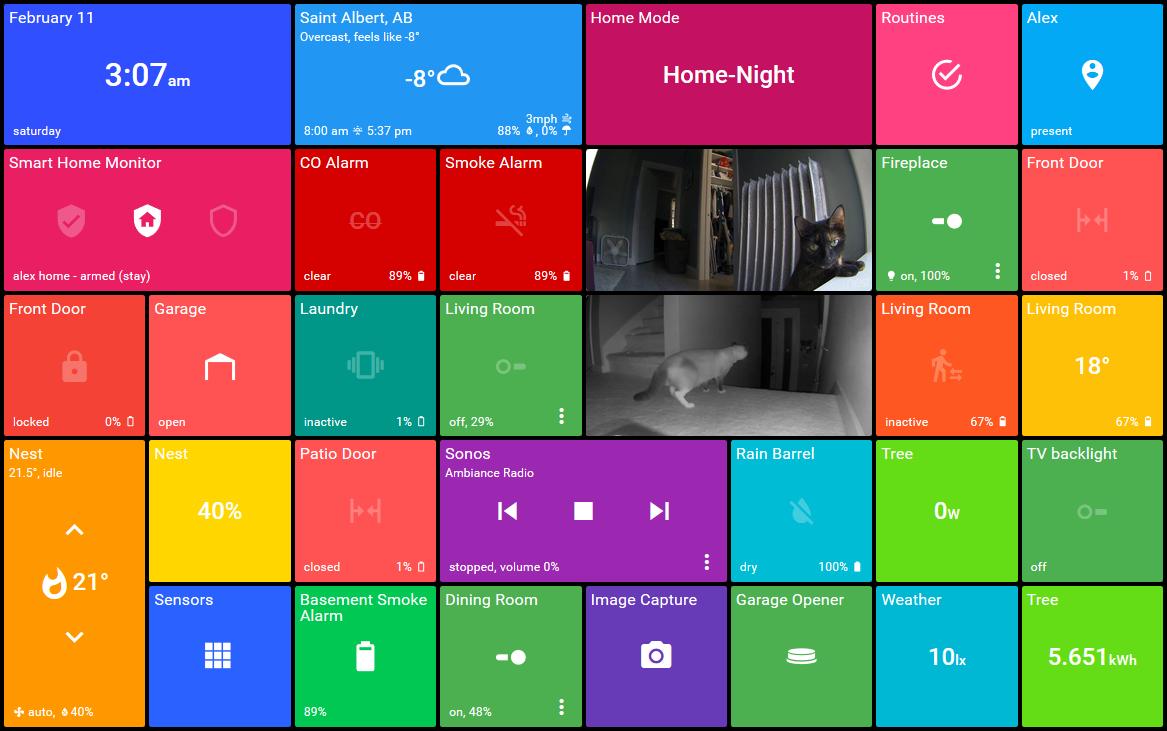 Samsung smart tiles tile design ideas for Tile layout app